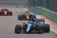 F1: Alonso kifakadt, kivételezésre gyanakszik 1