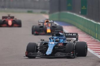 F1: Alonso piszkos trükkel húzta ki a gyufát. Vagy nem?