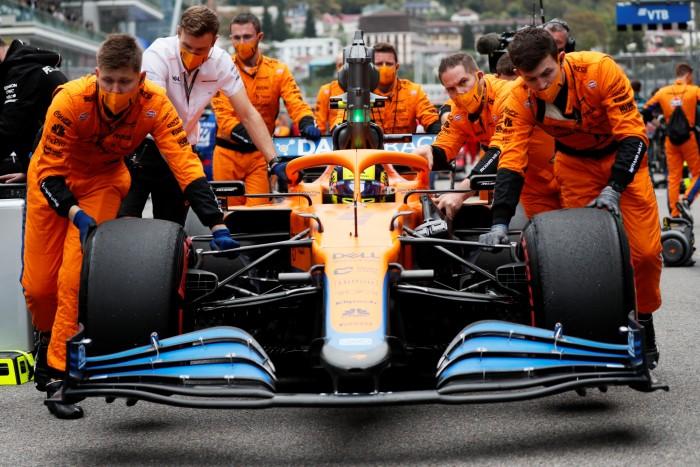 F1: Győzni akarása okozta a McLaren vesztét