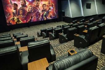 Popcorn helyett Michelin-csillagos menü a moziban