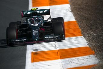 F1: Vad Vettel-pletykát cáfolt az Aston Martin