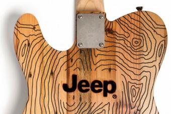 Különleges dolgot készített a Jeep