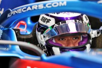 Kínai pilóta érkezhet az F1-be