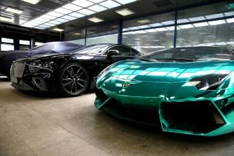 Lamborghinit, Bentley-t és Porschét árverez a NAV - Tudjátok, kié volt?