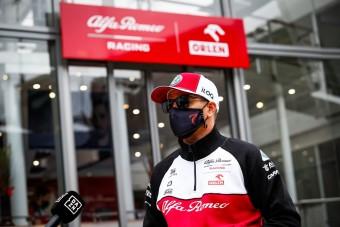 F1: Räikkönen koronavírusos, már meg is van a helyettese