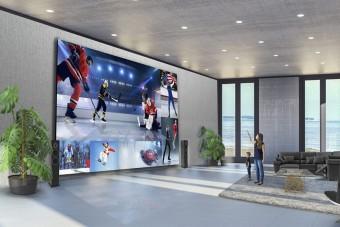Az LG új tévéje több mint 500 millió forintba kerül