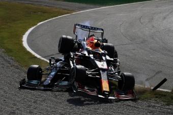 F1: Újabb felesleges büntetés Verstappenéknek
