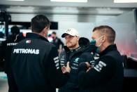 F1: Fokozódnak a problémák a Mercedesnél 1