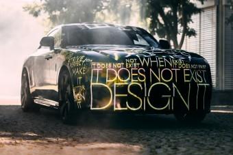 Hivatalos: villanyautót épít a Rolls-Royce!