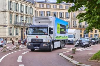Új taggal bővült a Renault teherautó kínálat