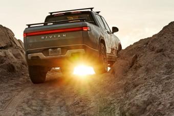 Beindult a villany-pickup gyártása