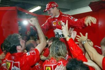 5 új dolog, amit megtudtunk Schumacherről