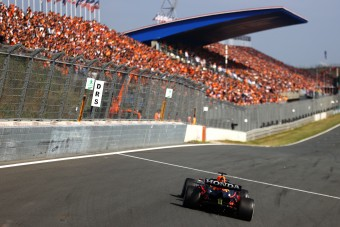 F1: Schumacher figyelmeztette a holland rajongókat