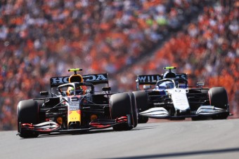 F1: Fájó hibát vétett a Red Bull