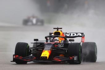 F1: Ez lesz Verstappen célja a mezőny végéről