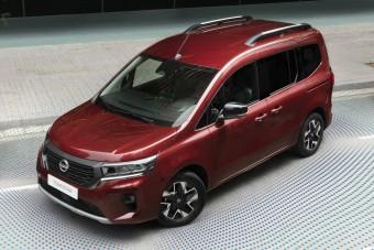 Új városi furgon a Nissan palettáján