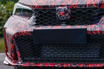 Gyári kémfotón a Honda családi vadállata