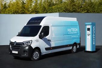 Ez a Renault Master nagyon más lesz mint a többi
