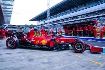 F1: Rendhagyó hétvégére készül a Ferrari