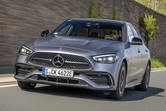 Ez a Mercedes egy ezresből elmegy 100 kilométert