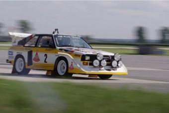 Ken Block máris megkapta az Audi legtitkosabb játékszereit