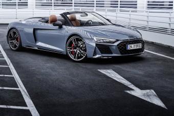 Kitesizte magát az Audi sportautója