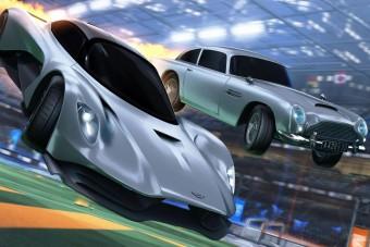 Ugrathatunk, repülhetünk James Bond Aston Martinjával