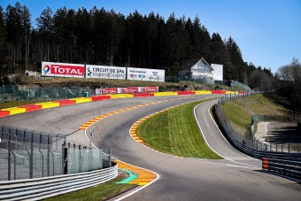 F1: Szívszorító átalakítás az ikonikus kanyarban