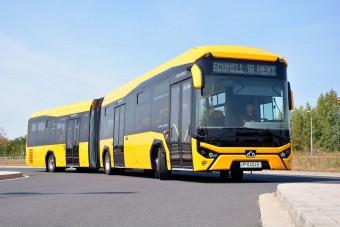 A covid ellen is fel van fegyverkezve a legújabb magyar autóbusz