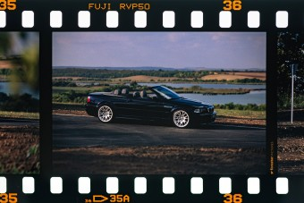 Ritkán látni BMW-t így