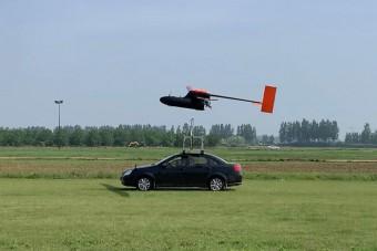 Megdőlt a leghosszabb drónrepülés világcsúcsa