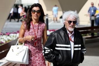 Visszatérhet az F1-hez az Ecclestone-família
