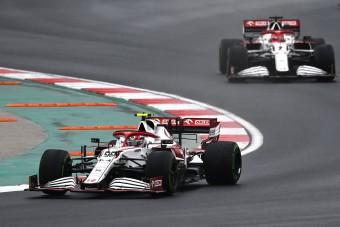 F1: Feszültség Räikkönenéknél, ellenszegült a pilóta a csapatának