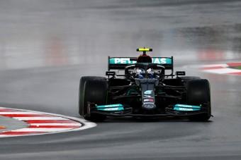 F1: Kínos rekordot állított be Bottas