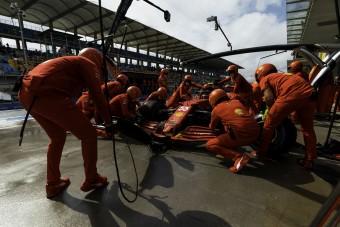 F1: Okos húzással babrált ki a Ferrari a McLarenen