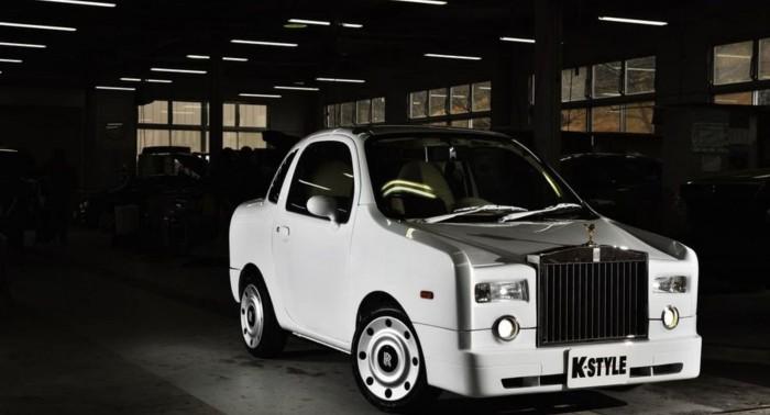 Rolls-Royce wird also ein Suzuki 3
