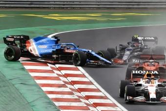F1: Rémálommá vált Alonso futama