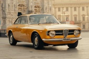 Legendás sportmodellje előtt tiszteleg az Alfa Romeo