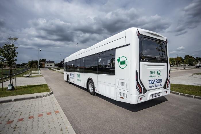 El futuro del e-bus Ikarus ha sido revelado 3