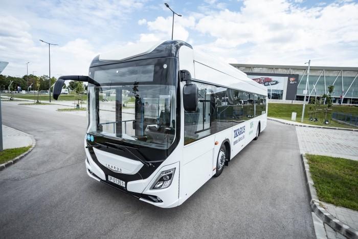 El futuro del e-bus Ikarus ha sido revelado 2