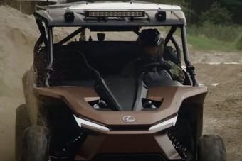 Mi a manót mutatott be a Lexus?