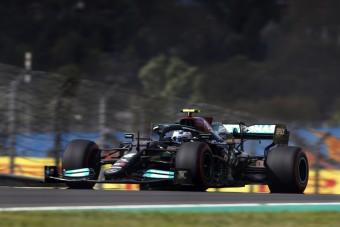 F1: Bottast nem érdekli Hamilton, csak saját maga