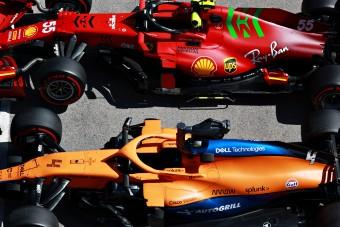 F1: Norris szívesen vezetne a Ferrarinál