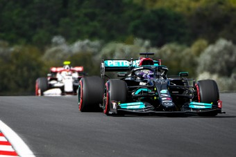 F1: Hamilton kezdett a legjobban Törökországban