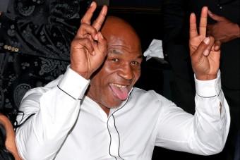 Megint visszatér a ringbe Mike Tyson