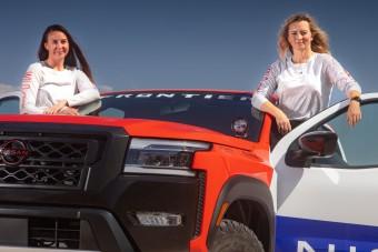 Nőknek épített versenyautót a Nissan