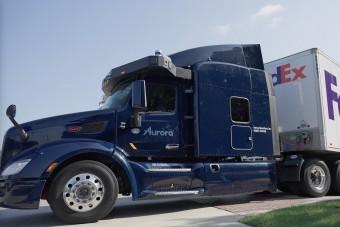 Önvezető kamionok oldhatják meg a sofőrhiányt?