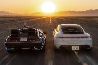 A Porsche megteremtette az időutazás feltételeit