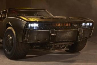Megépült az olcsóbb, szélesebb rétegnek elérhető Batmobile