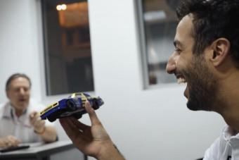 F1: Napokon belül valóra válik Ricciardo álma
